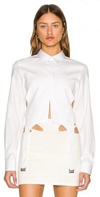 Garter Bib Shirt