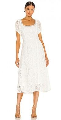 Aten Midi Dress