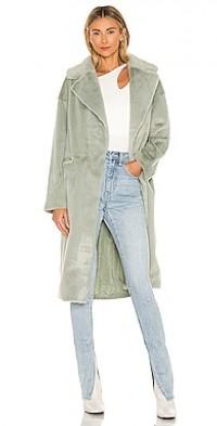 Zelda Faux Fur Coat