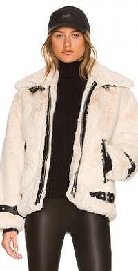 Acceptance Faux Fur Perfect Jacket