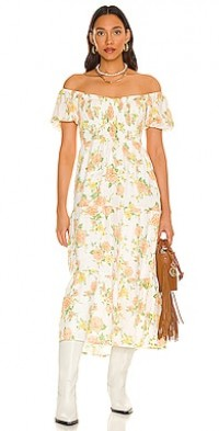 Philippa Midi Dress
