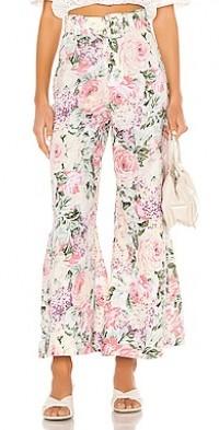 Rose Wide Leg Pants