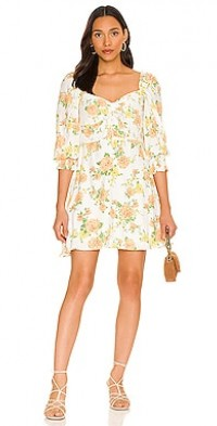 X REVOLVE Arianne Mini Dress