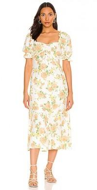 X REVOLVE Lennox Midi Dress