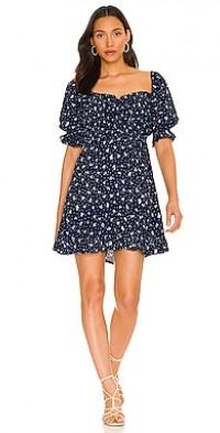 X REVOLVE Sage Mini Dress