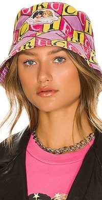 Cubic Bucket Hat