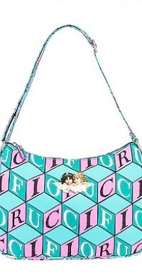 Cubic Northern Lights Shoulder Bag