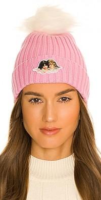Icon Angels Faux Fur Bobble Hat