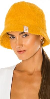 Jax Fuzzy Bucket Hat