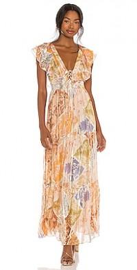 Zoie Maxi Dress