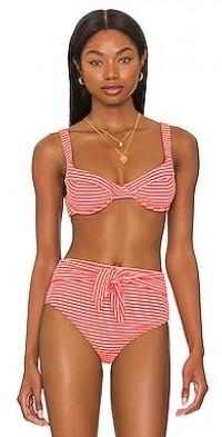 Lia Bustier Bikini Top