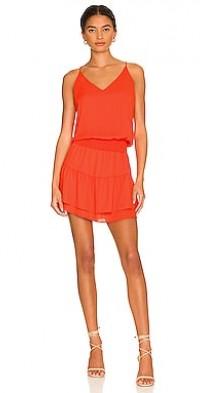 Smocked Waist Cami Mini Dress
