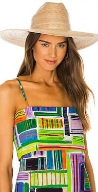 Western Wide Palma Hat