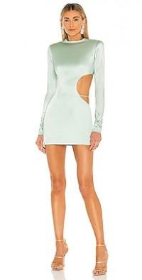 Cutout Side Detail Dress