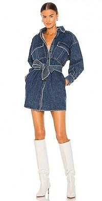 Skylar Denim Tunic Dress