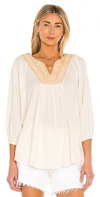 Frederica Blouse