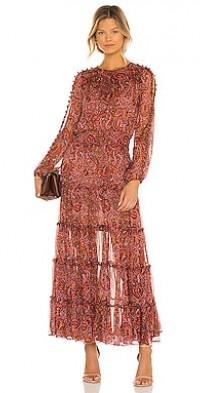 X REVOLVE Anya Dress