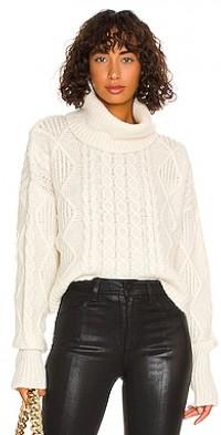 Rosae Turtleneck Pullover