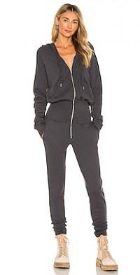 Stasia Knit Zip Jumpsuit