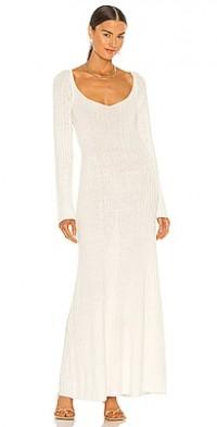 Linen Knit Dress