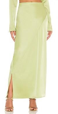 Sateen Skirt