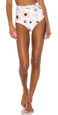 High Pant Bikini Bottom