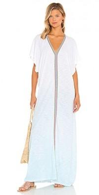 Dip Dye Pima Abaya Dress