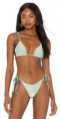 Agua Triangle Bikini Top