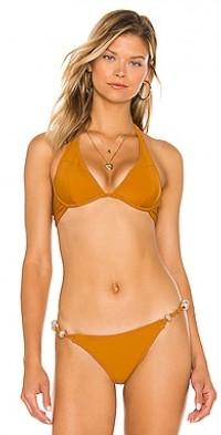 Ginger Wired Bikini Top