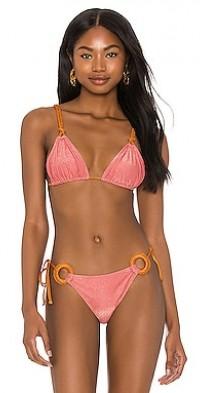 Lambada Triangle Bikini Top
