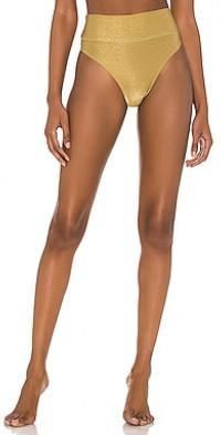 Oro High Rise Bikini Bottom