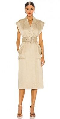 Marie Blazer Midi Dress