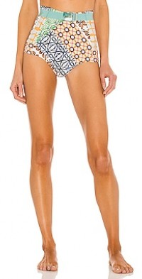 Hilaria Belted Bikini Bottom