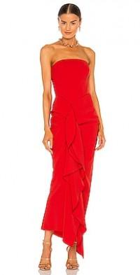 Thalia Midi Dress