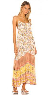 X REVOLVE Portobello Road Strappy Dress