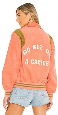 Cant Touch This Bomber Jacket
