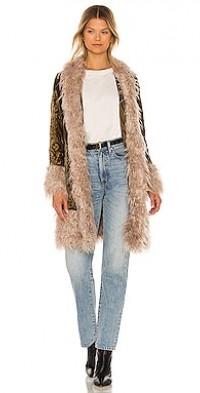 Stillwater Faux Fur Coat