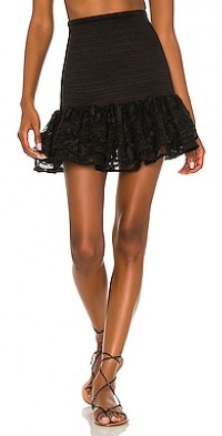 X REVOLVE Bella Skirt
