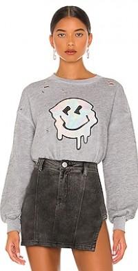 Glitch Ophelia Sweatshirt