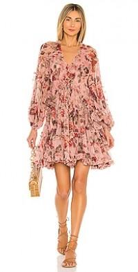 Cassia Billow Short Dress