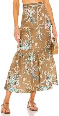 Cassia Tiered Skirt