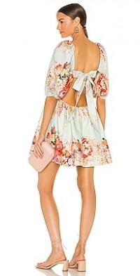 Mae Cut Out Mini Dress