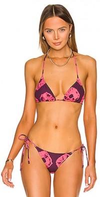 Separates Sculpt Mini Tri Bikini Top