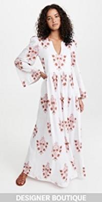 Savannah Dahlia Print Dress