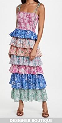 Sweet Jane Tiered Ruffle Dress