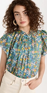 Carla Highneck Shirt