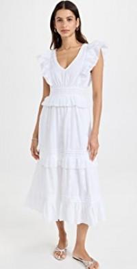 Cherie Midi Dress