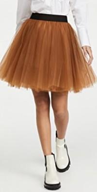 Abella Tulle Layered Skirt