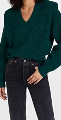 Almenara V Neck Sweater