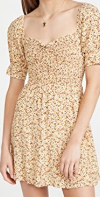 Dulcia Mini Dress